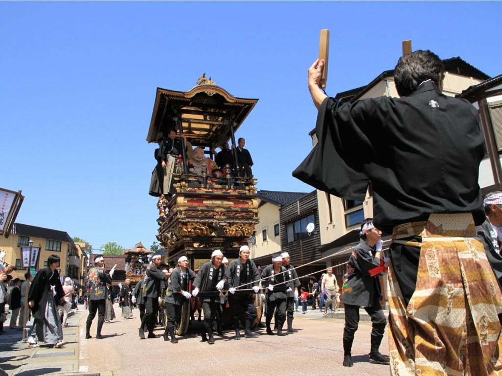 城端曳山祭(国指定重要無形民俗文化財)1440149056